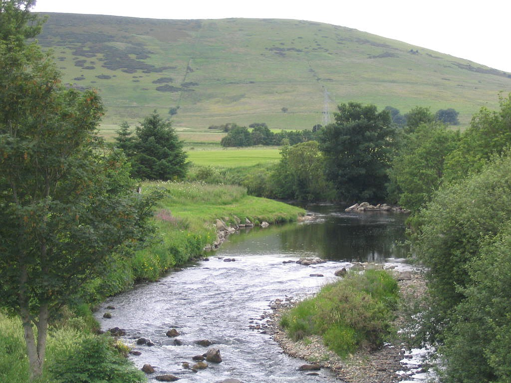 Deveron river
